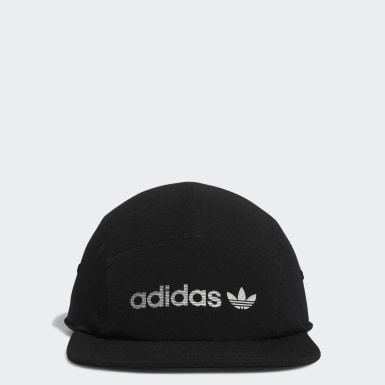 Relaxed Trainer Strap-Back Hat