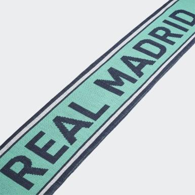Écharpe Real Madrid Vert Football