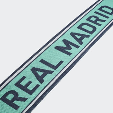 Football Green Real Madrid Scarf