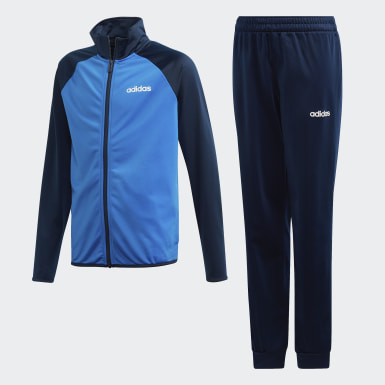 Track Suit Entry