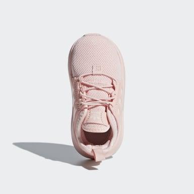 Sapatos X_PLR Rosa Criança Originals