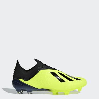Zapatos de Fútbol X 18.1 Terreno Firme