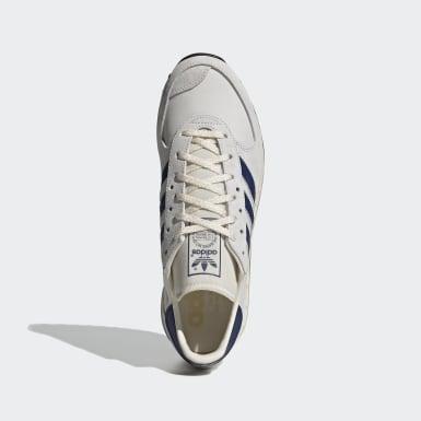 Tenis adidas TRX VIntage Gris Hombre Originals