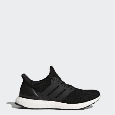 Walking Sort Ultraboost sko