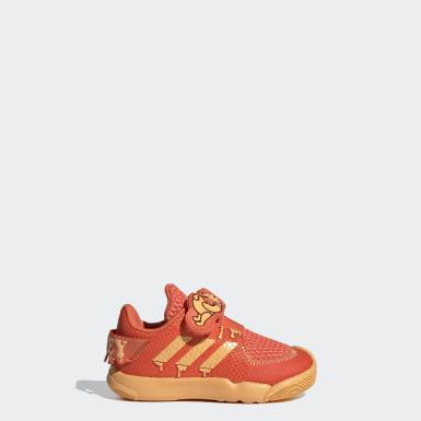 Infants เทรนนิง สีส้ม รองเท้า ActivePlay SUMMER.RDY