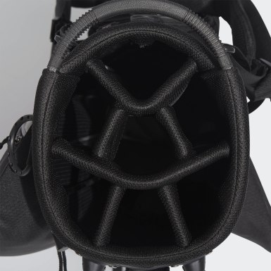 Men Golf Black STAND BAG