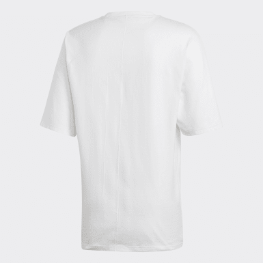 Men Originals White NMD Tee