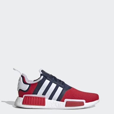 Originals สีน้ำเงิน รองเท้า NMD_R1