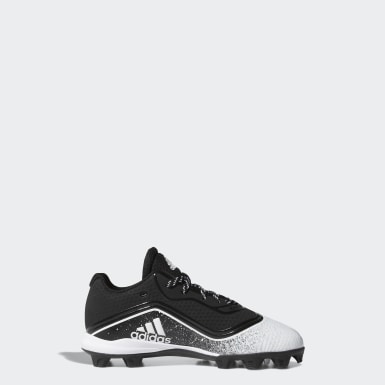 Children Baseball Black Icon V Mid Cleats