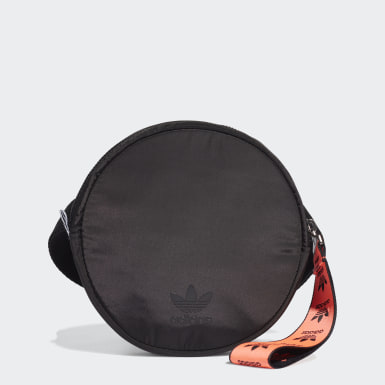 Women Originals Black Round Waist Bag
