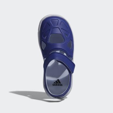 Çocuklar Yüzme Mavi FortaSwim 2.0 Sandalet