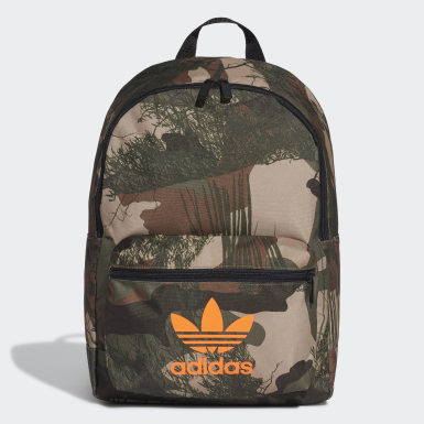 Originals Green Camo Backpack