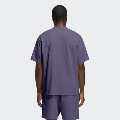 Originals Purple Pharrell Williams Basics T-Shirt (Gender Neutral)