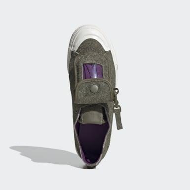 Chaussure Nizza 420 RF Vert Hommes Originals