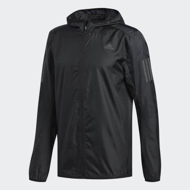 ผู้ชาย วิ่ง สีดำ เสื้อแจ็คเก็ต Response