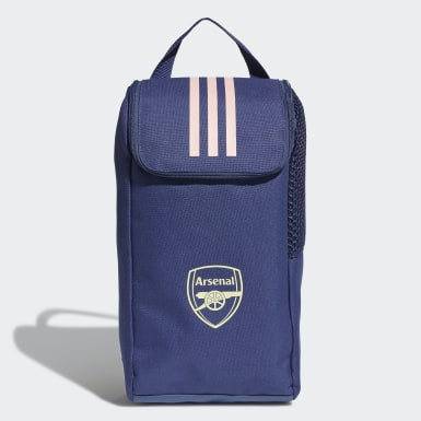 Football Blue Arsenal Boot Bag