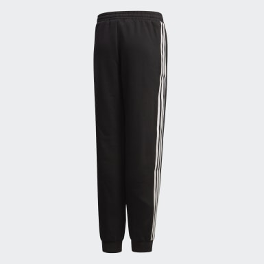Youth Originals Black High-Waisted Pants