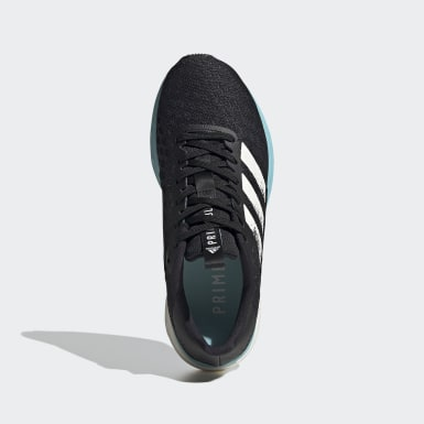 Youth 8-16 Years Running Black SL20 Primeblue Shoes