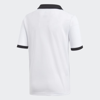 Youth Football White Beşiktaş JK Home Jersey