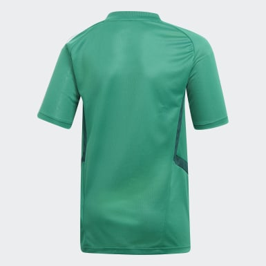 Kids Training Green Tiro 19 Training Jersey