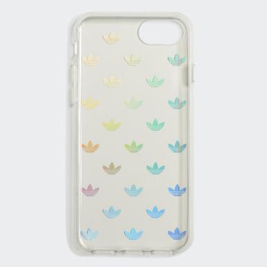 Originals Silver Clear Case iPhone 8