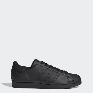 Zapatilla Superstar Negro Originals