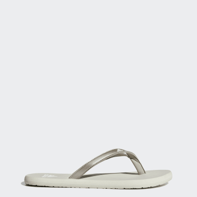 Women Swimming Grey Eezay Flip-Flops