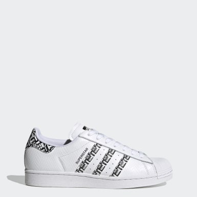 Sapatos Superstar Branco Originals