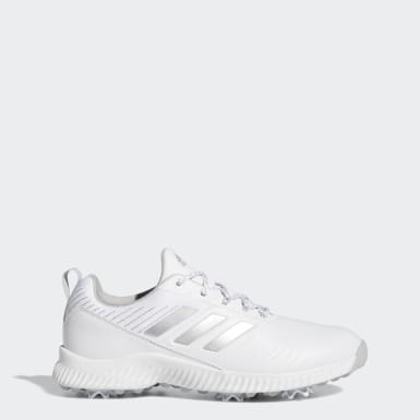 Women Golf White Response Bounce 2.0 Shoes