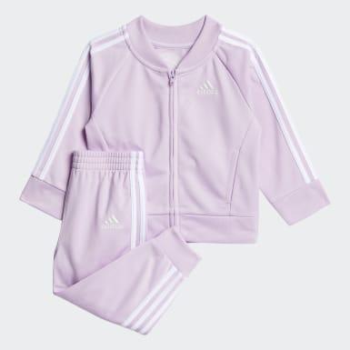 Infant & Toddler Training Purple Classic Track Set
