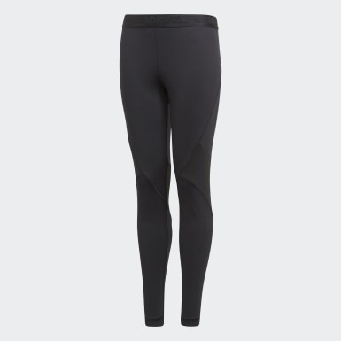 Tight lunghi Alphaskin Sport