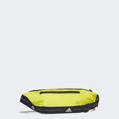 Sac banane adidas by Stella McCartney Jaune Femmes adidas by Stella McCartney