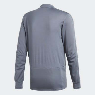 Men Training Grey Condivo 18 Player Focus Training Top