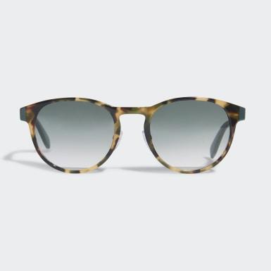 Originals Brown Originals Sunglasses OR0008-H
