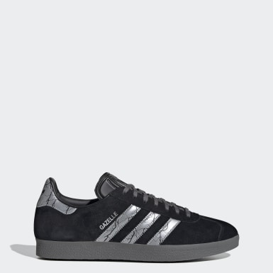 Men Originals Black Star Wars Mandalorian Gazelle Darksaber Shoes