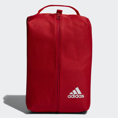 Men Training Red Shoe Bag