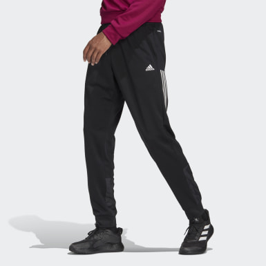 Pantalon AEROREADY Fabric Mix noir Hommes Athletics