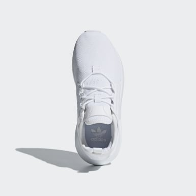 Kids Originals White X_PLR Shoes