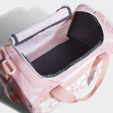 Essentials Pink Court Lite Duffel Bag