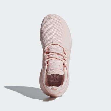 Chaussure X_PLR Rose Filles Originals