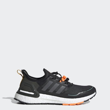 Men Running Black Ultraboost WINTER.RDY Shoes