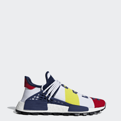 Pharrell Williams BBC Hu NMD Shoes