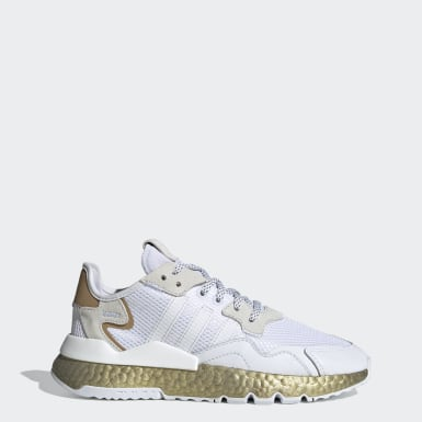 Women's Originals White Nite Jogger Shoes