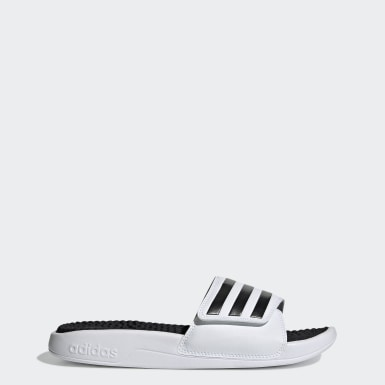 Swimming White Adissage TND Slides