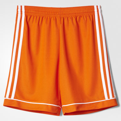 Youth 8-16 Years Training Orange Squadra 17 Shorts