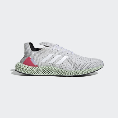 4D Runner adidas Energy Concepts Shoes Bialy