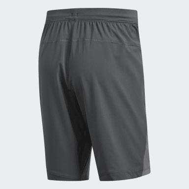 Shorts 4KRFT Woven 10-Inch Plomo Hombre Training