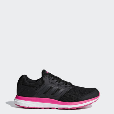 Women Running Black Galaxy 4 Shoes