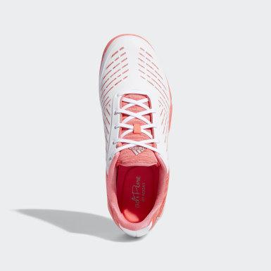 Women's Golf White Adipure Sport 2.0 Shoes