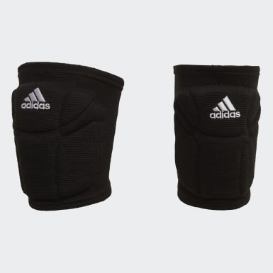 Volleyball Black Elite Knee Pads
